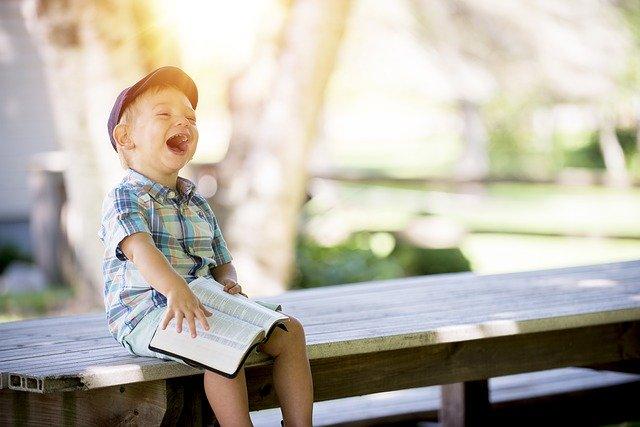 恩感力溢れる大人へ~喜ぶ子供~