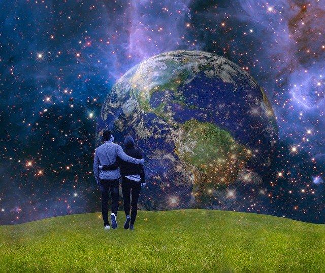 人生は地球があれば十分